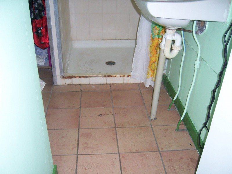 Wet area floor drainage (bathroom, shower, toilet and laundry ...
