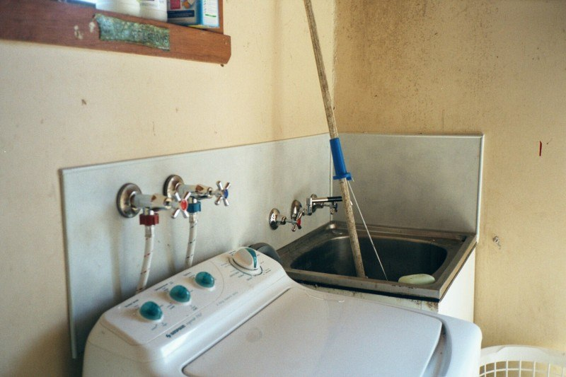 Washing Machine And Laundry Tub Tapware. Laundry Design Housing For Health  The Guide