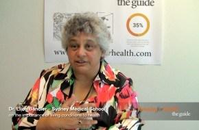 Dr Lilon Bandler housing for health